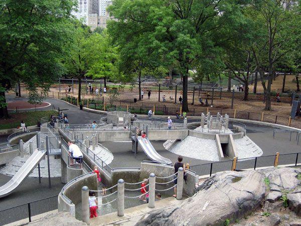 Heckscher Playground 1